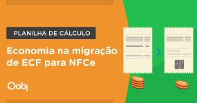 Planilha | Cálculo da economia na migração de ECF para NFCe