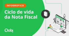 Infográfico | Ciclo de Vida da Nota Fiscal