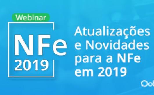 Webinar | NFe 2019 - Novidades e Atualizações