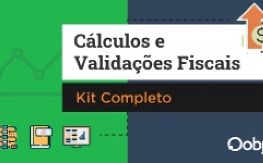 Kit   Cálculos e validações fiscais