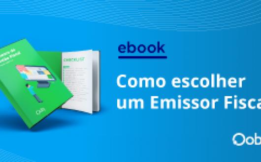 E-book | Como escolher um Emissor Fiscal