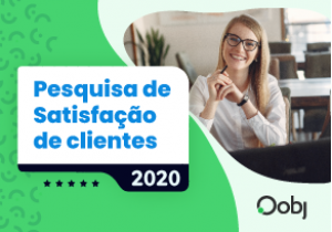 Pesquisa de Satisfação de Clientes 2020