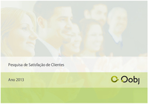 Pesquisa de Satisfação de Clientes 2013