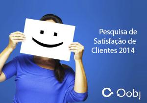 Pesquisa de Satisfação de Clientes 2014